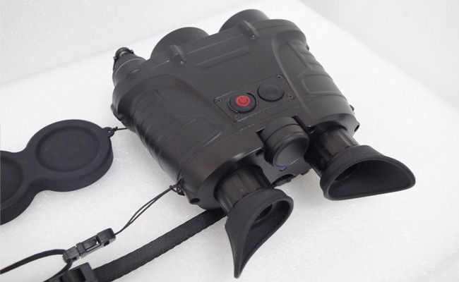 Waterproof Handheld Thermal Imaging Binoculars / Military Thermal Binoculars